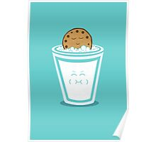 Hot Tub Cookie Poster