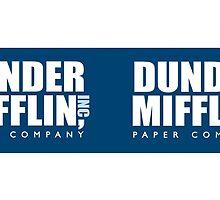 Dunder Mifflin by talkpiece