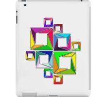 More Like Mondrian  [Contemporary Abstract Art] iPad Case/Skin