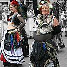 Dancers by Asrais
