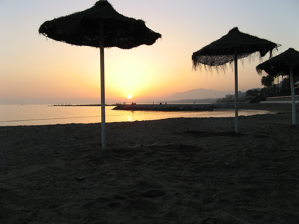 Marbella Sunset by Killjoy
