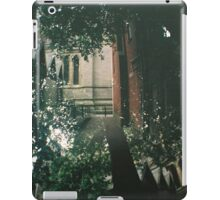 Double exposure iPad Case/Skin