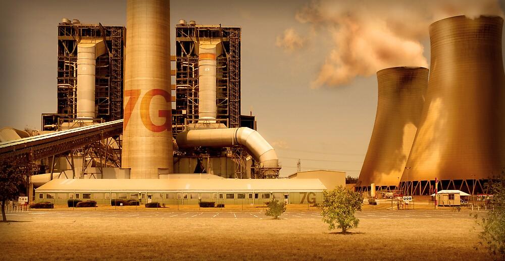 Sector 7G by Paul Vanzella