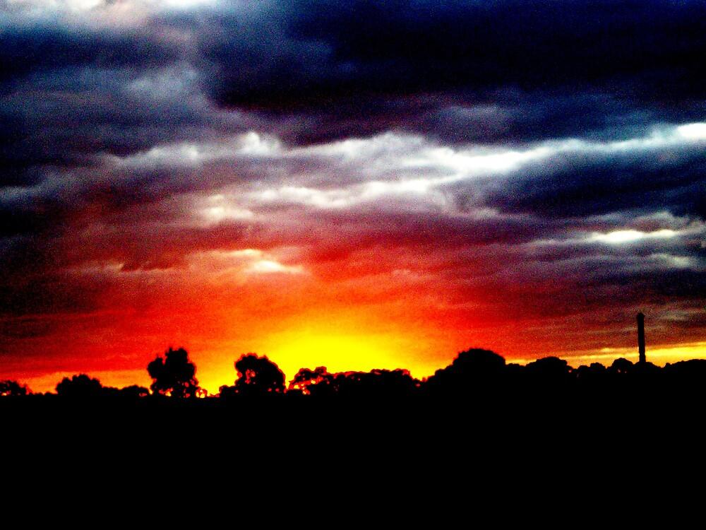 A new dawn rises by HamRadio