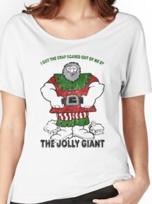 The Jolly Giant Women's Relaxed Fit T-Shirt