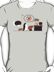 The No-Fly List T-Shirt