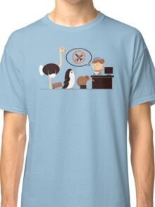The No-Fly List Classic T-Shirt