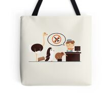 The No-Fly List Tote Bag