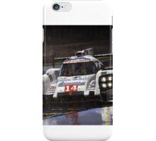 2014 Le Mans 24 Porsche 919 Hybrid  iPhone Case/Skin