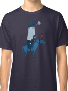 Napoleon and his Horse Classic T-Shirt