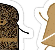 Ninja Toast Sticker