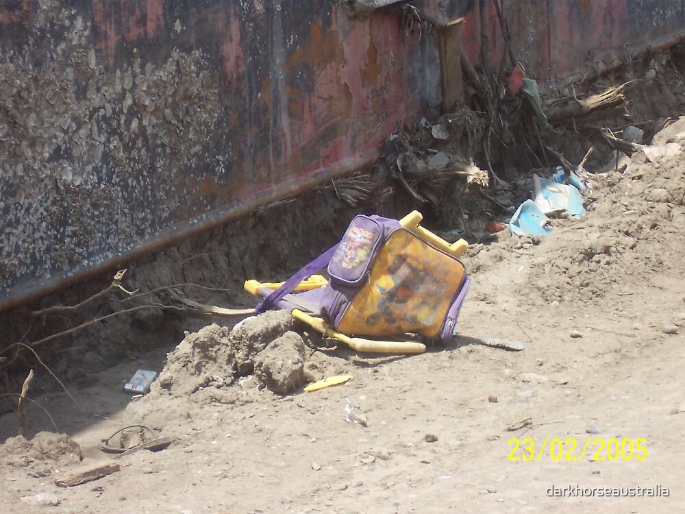 Child's bag by darkhorseaustralia