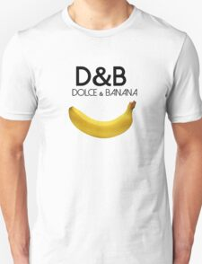 Dolce and Banana Unisex T-Shirt