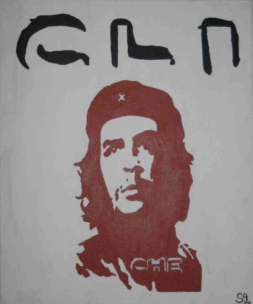 its a cli - che by hi8us