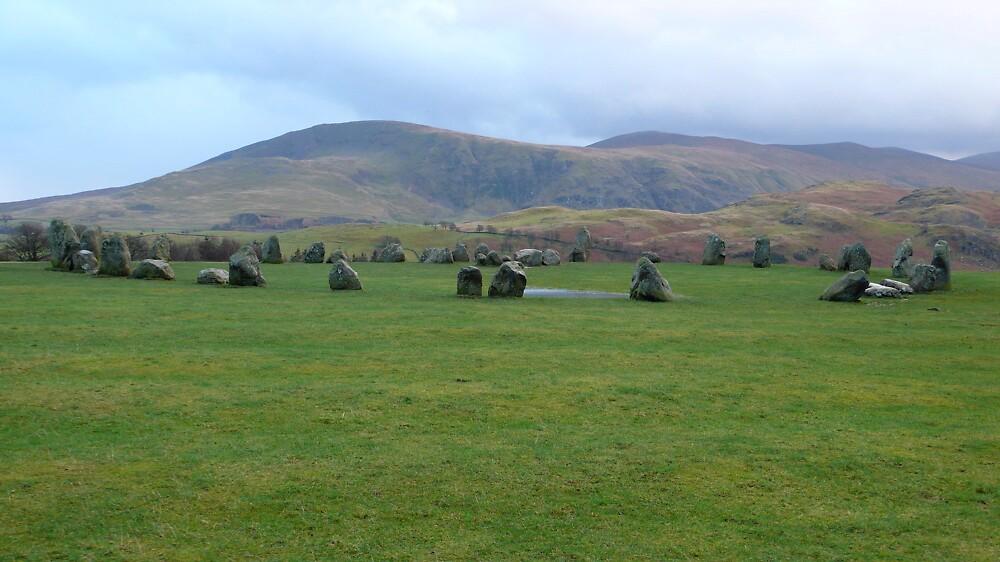 Castlerigg Stone Circle by RandomAlex