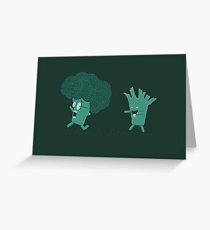 So Many Brains! Greeting Card