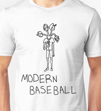 Modern Baseball // Stages of Love Unisex T-Shirt