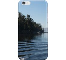 Flying Into the Morning Fog iPhone Case/Skin