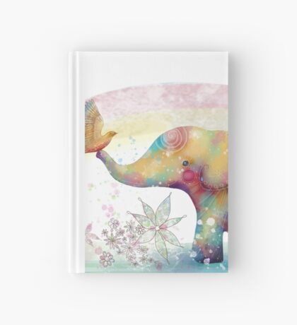 The Indigo Elephant Hardcover Journal
