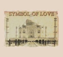 Taj Mahal (Symbol of Love) by ramanandr