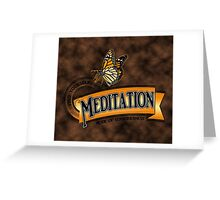 Yoga Find Yourself Greeting Card