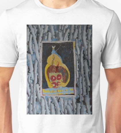Doughnuts - Abstract Outsider Art Unisex T-Shirt