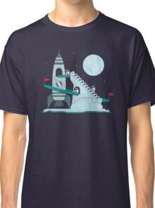 Penguin Space Race Classic T-Shirt