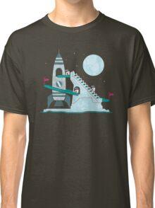 Penguin Space Race Classic T-Shirt