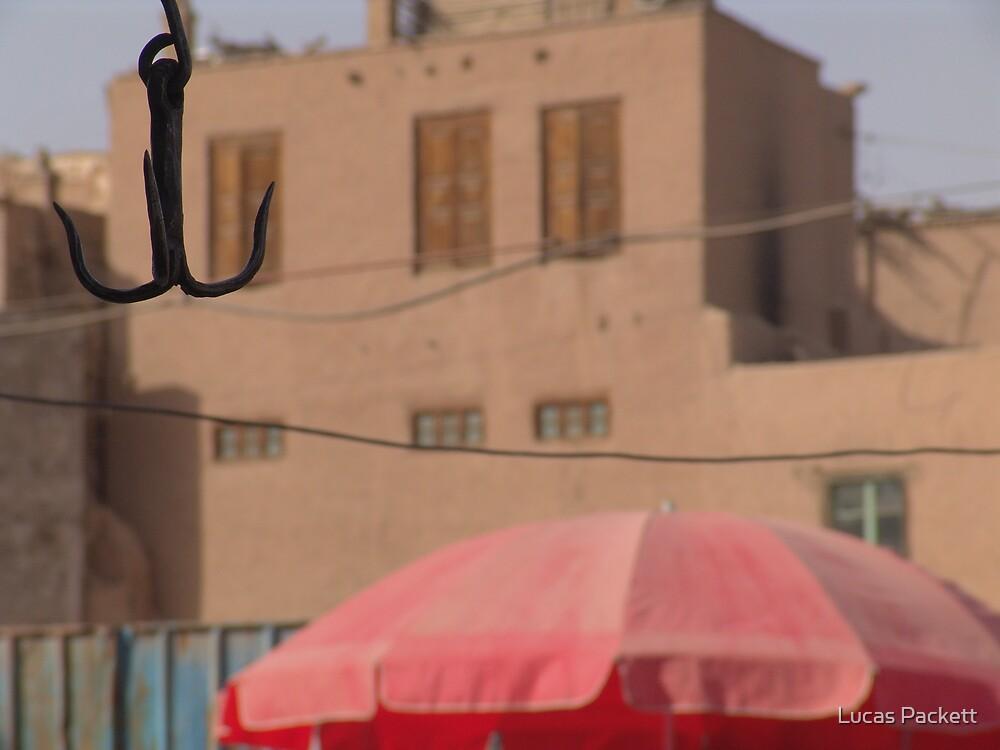 Kashgar, Old City by Lucas Packett