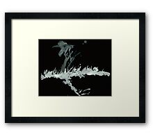 WDV - 293 - Shade and ShadowA Framed Print