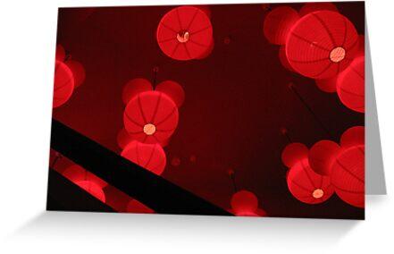 Red Velvet Moons by Mik Efford