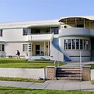 Fort Moderne  by deepbluwater