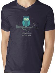 The Romantic Mens V-Neck T-Shirt