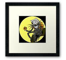HalloweenTime Framed Print