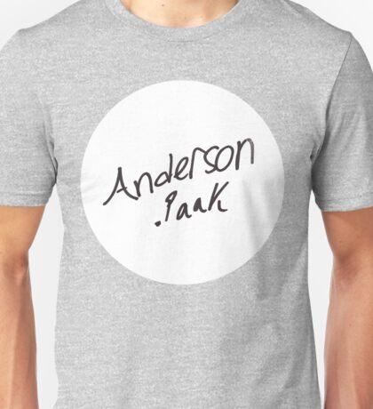 Anderson .Paak Design 2 Unisex T-Shirt