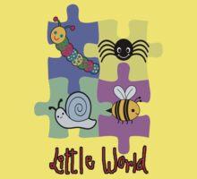Little World Kids Tee