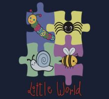 Little World One Piece - Long Sleeve
