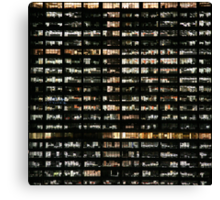 office space Canvas Print