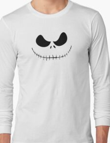 Nightmare before Christmas Long Sleeve T-Shirt