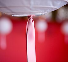 Red Lantern by Tim Heraud