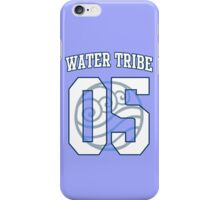 Water Tribe Jersey #05 iPhone Case/Skin