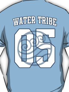 Water Tribe Jersey #05 T-Shirt