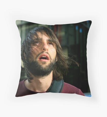 Son of the Almighty Throw Pillow