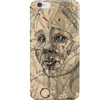 Glitch 10 iPhone Case/Skin