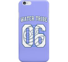 Water Tribe Jersey #06 iPhone Case/Skin