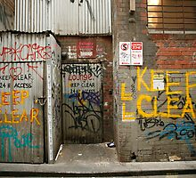 Rear Lounge by Tim Heraud