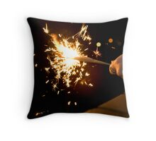 For Auld Lang Syne Throw Pillow