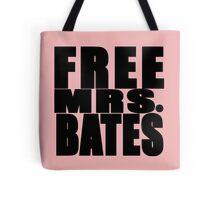 FREE MRS BATES Tote Bag