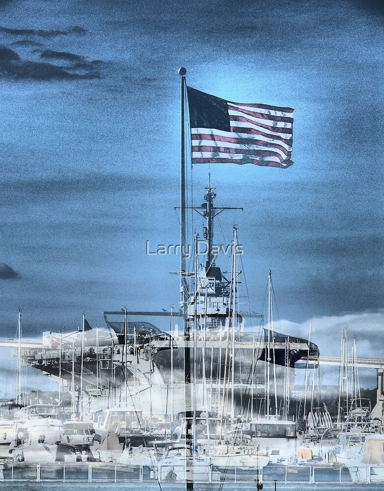 Planes, Masts, Ships and Glory. by Larry Lingard-Davis