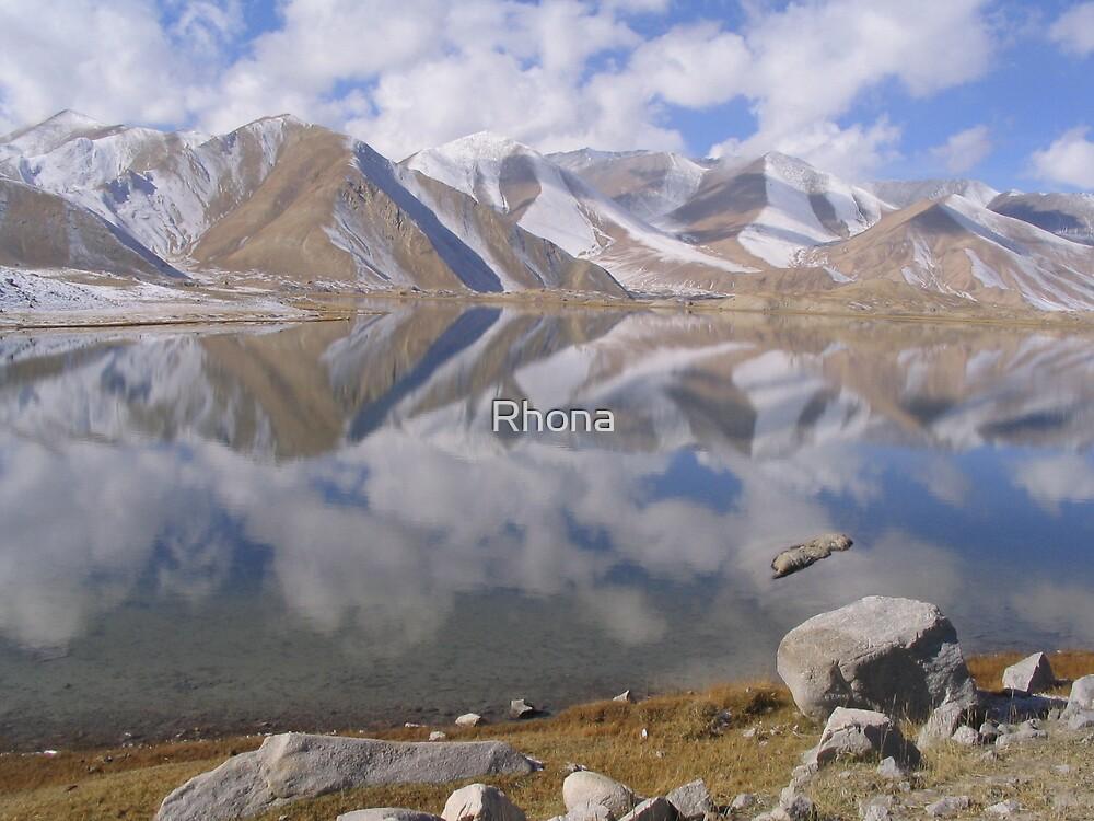 Karakorum Highway by Rhona